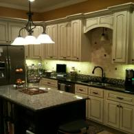 Beautifully Designed Kitchen Cabinets
